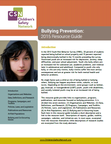 2015 Resource Guide