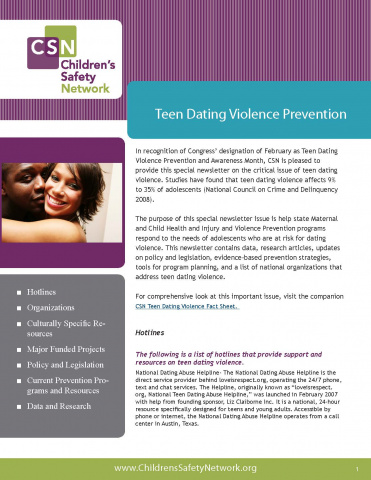 Safe teen dating sites